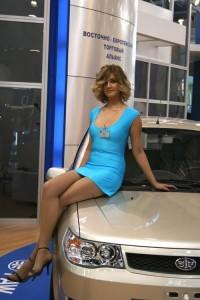 popsa.biz Модели автошоу