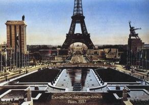 Пропаганда и реклама. Всемирная выставка в Париже 1937 год. popsa.biz