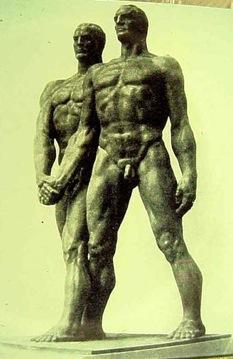 """Пропаганда и реклама. Всемирная выставка в Париже 1937 Германия """"Товарищество"""" popsa.biz"""