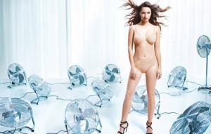 popsa.biz реклама вентиляторов девушки