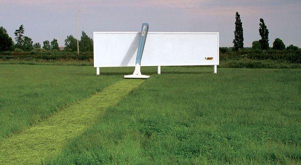 popsa biz-Реклама бритв BIC