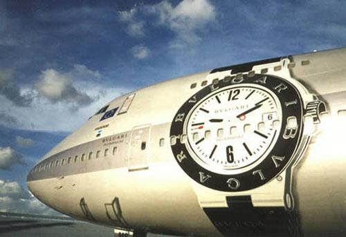 popsa biz-реклама на самолетах