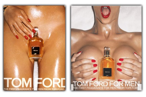 Popsa.biz Рекламная кампания Tom Ford for men