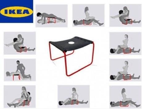 Мебель для сексу