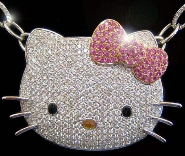 popsa biz - Hello Kitty gold 2