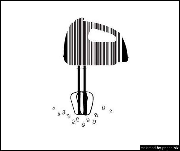 popsa.biz - креативные barcode - креативные баркоды штрих коды -09