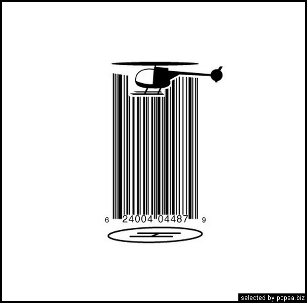 popsa.biz - креативные barcode - креативные баркоды штрих коды -10