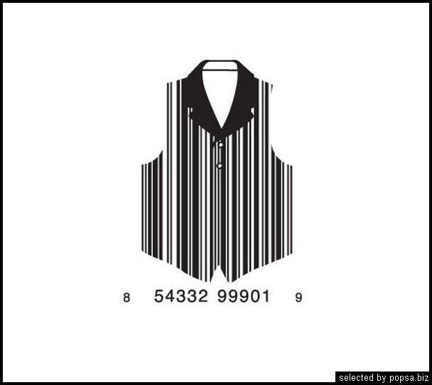 popsa.biz - креативные barcode - креативные баркоды штрих коды -17