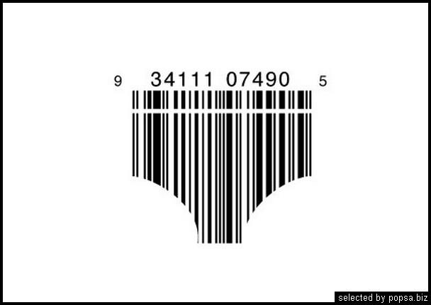 popsa.biz - креативные barcode - креативные баркоды штрих коды -20