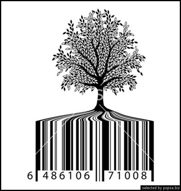 popsa.biz - креативные barcode - креативные баркоды штрих коды -22