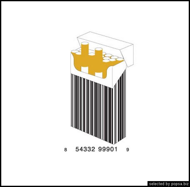 popsa.biz -  креативные баркоды штрих коды -23