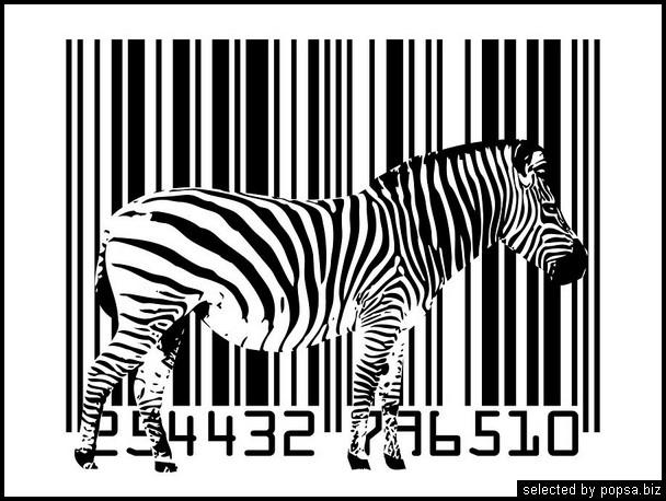 popsa.biz - креативные barcode - креативные баркоды штрих коды -36