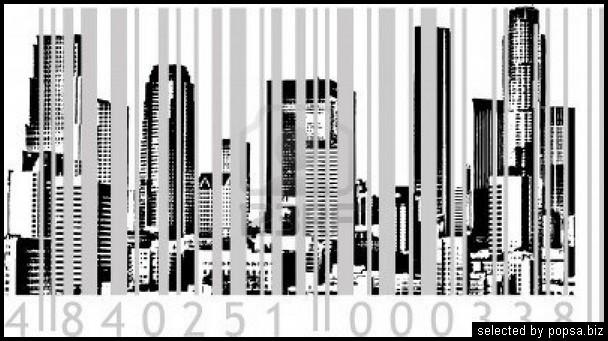 popsa.biz - креативные barcode - креативные баркоды штрих коды -39