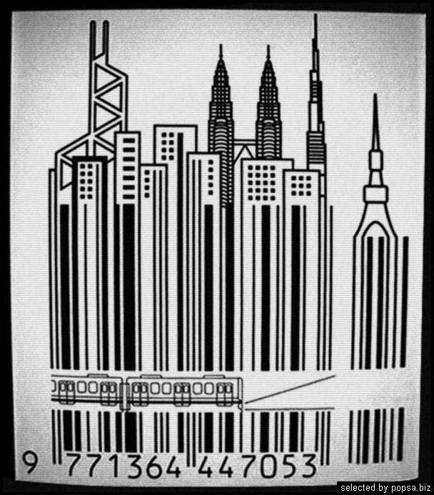 popsa.biz - креативные barcode - креативные баркоды штрих коды -40