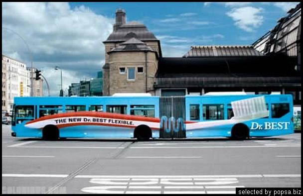 popsa biz реклама на автобусах 18