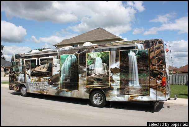 popsa biz реклама на автобусах 55