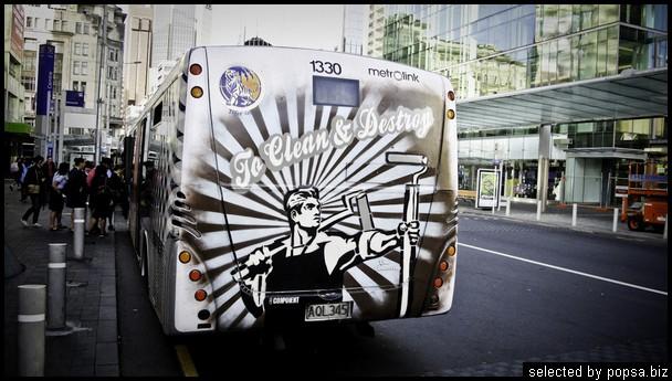 popsa biz реклама на автобусах 62