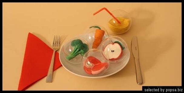 popsa biz - креативная упаковка еды напитков 101