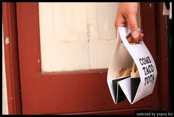 popsa biz - креативная упаковка еды напитков 106