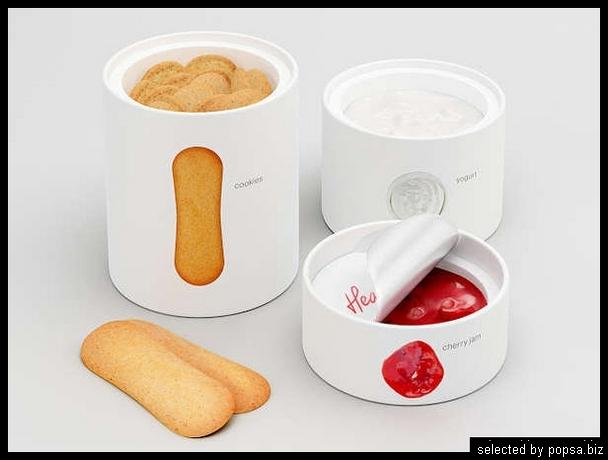 popsa biz - креативная упаковка еды напитков 31