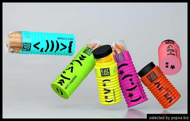 popsa biz - креативная упаковка еды напитков 34
