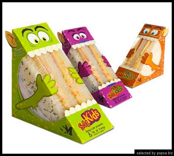 popsa biz - креативная упаковка еды напитков 44
