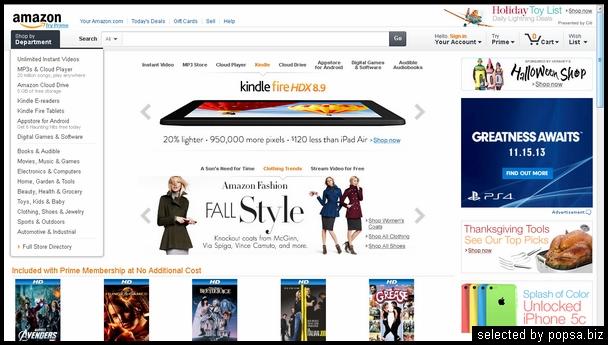 popsa.biz usability e-shopping