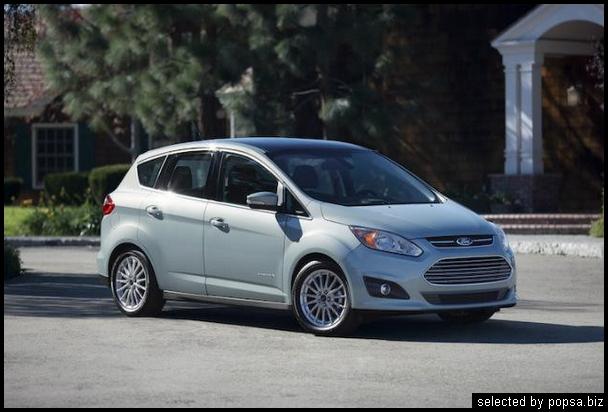 popsa biz Ford C-Max гибридные автомобили