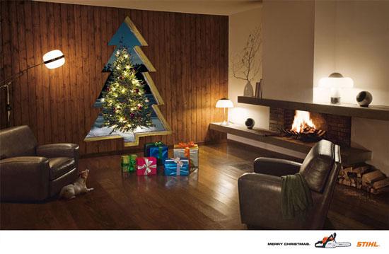 stihl у каждого свой Дед Мороз popsa.biz