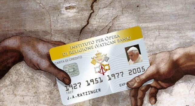 банк Ватикана, другая религия, Папа Франциск